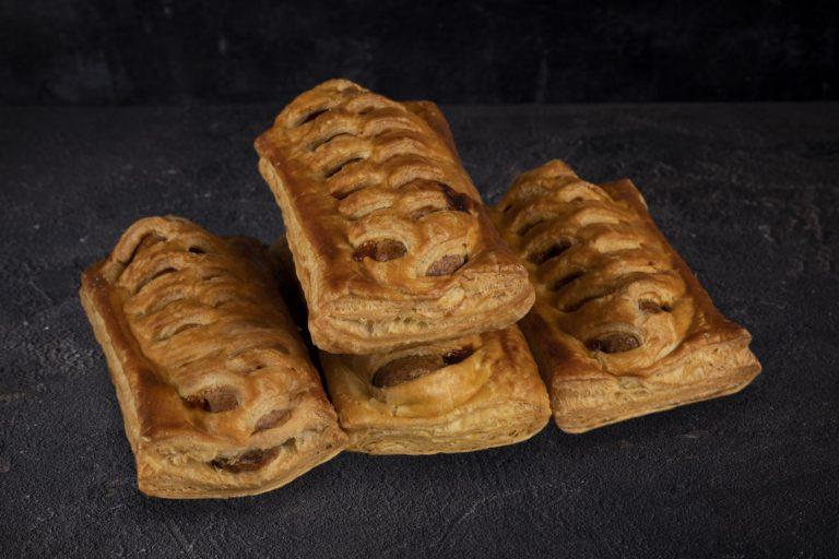 Frikandelbrood